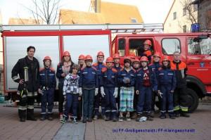 Jugend der Feuerwehr, 2012