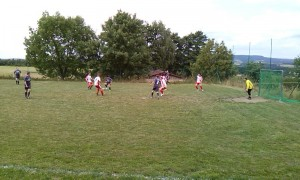 Fußball in der Ell - Arena