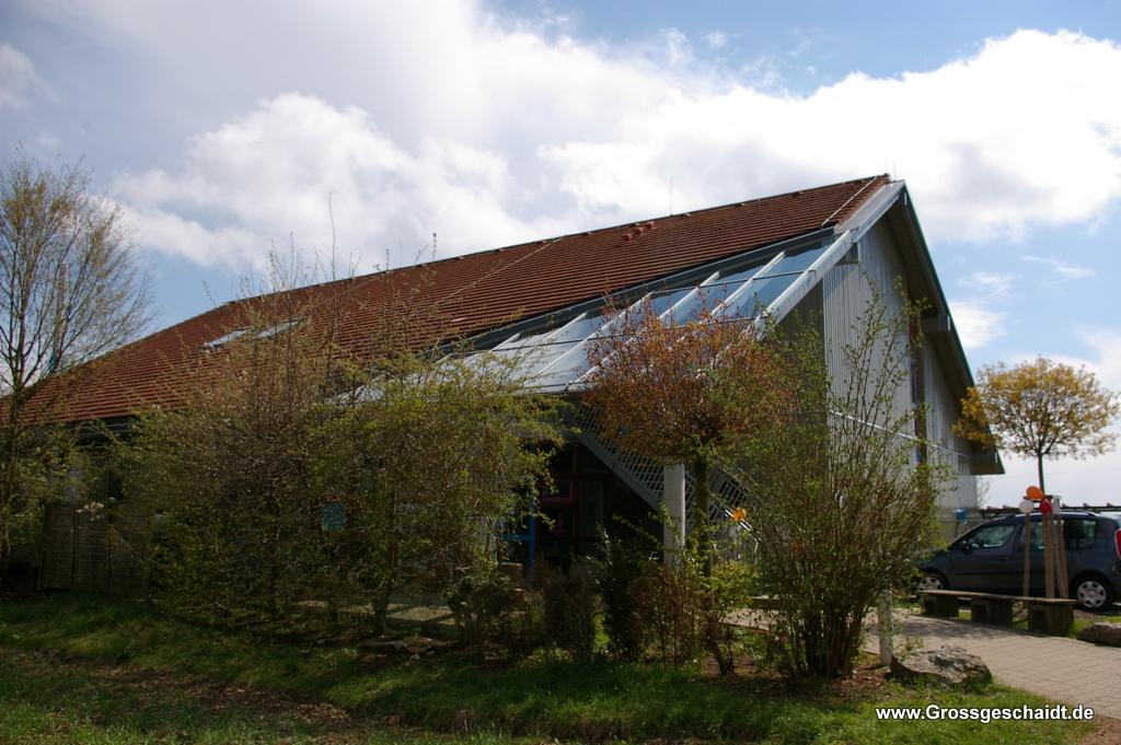 Vereinsraum und Kinderhaus, Großgeschaidt