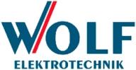 Wolf Elektrotechnik, Logo ist Eigentum der Firma
