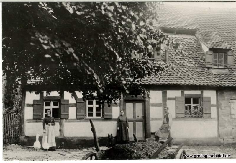 Nähschuster (alte Nr. 22, Übler/Jgel) zur Verfügung gestellt von Ewald Glückert