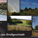 """Postkarte """"Gruß aus Großgeschaidt 2017"""""""